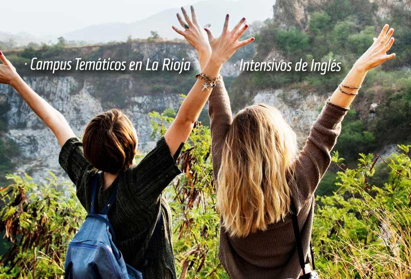 El Gobierno de La Rioja ofrece 487 plazas de campamentos de verano para jóvenes