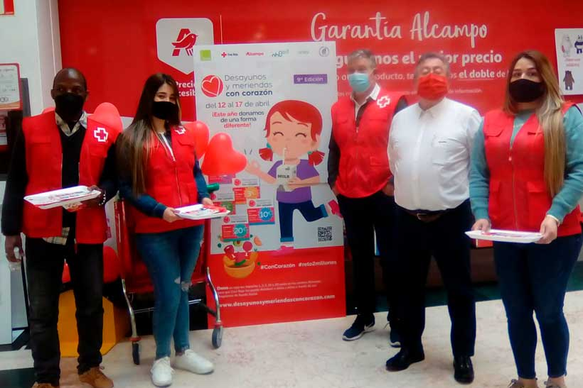 Desayunos y Meriendas #ConCorazón logra 15.000 euros en La Rioja