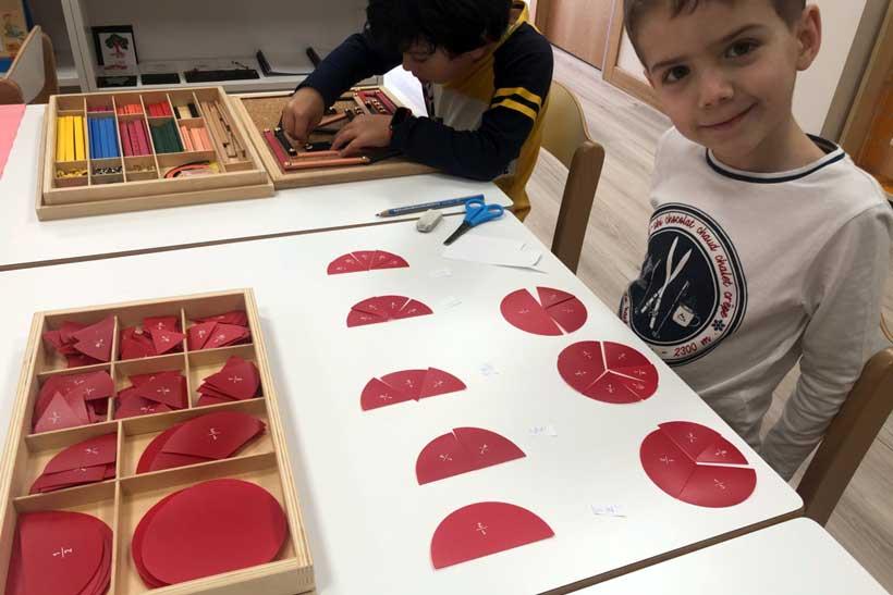 cuarto creciente montessori school