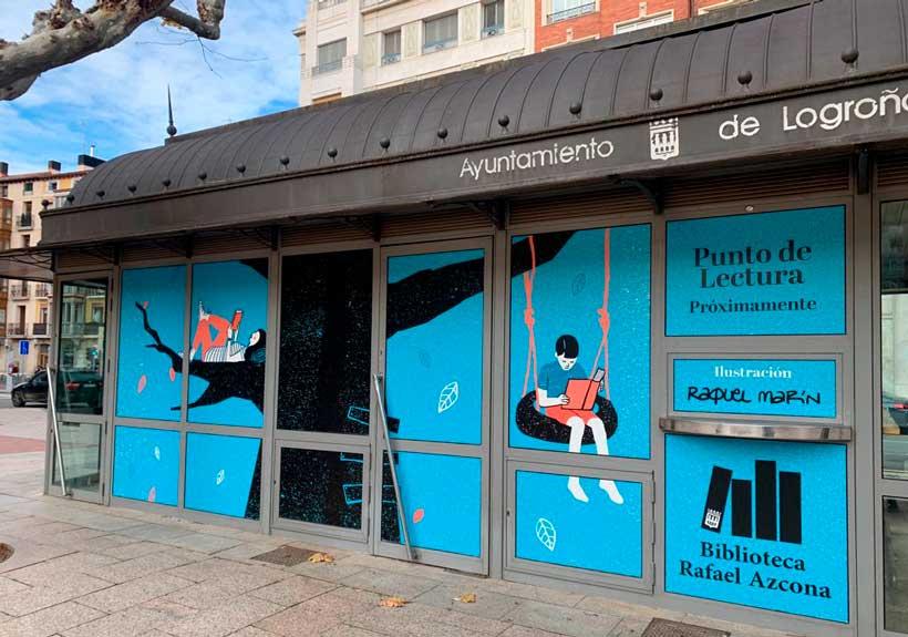 La Rosaleda, un nuevo enclave cultural en el corazón de Logroño