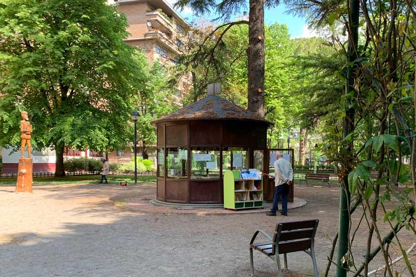 La Pajarera del Parque del Carmen bate sus alas