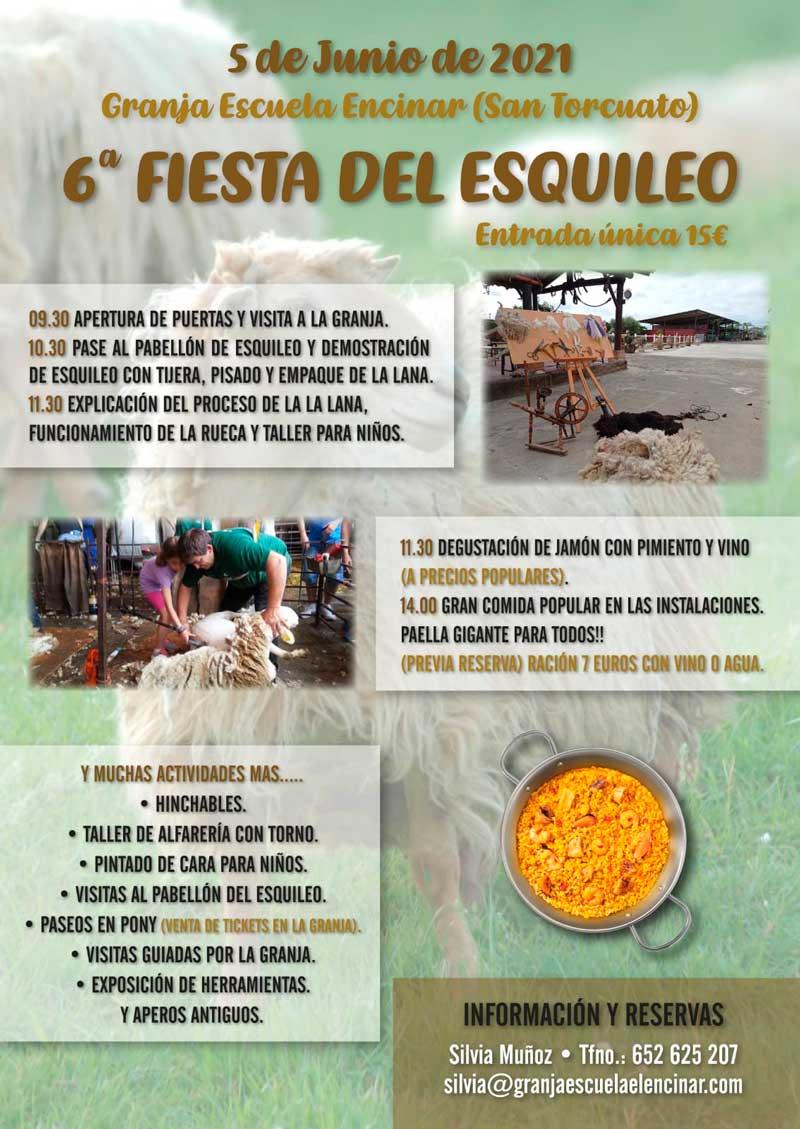 Fiesta-del-esquileo-El-Encinar