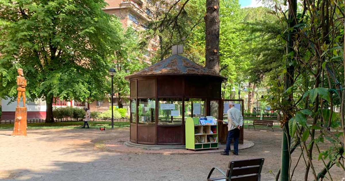 Actividades y talleres en la Pajarera del Parque del Carmen