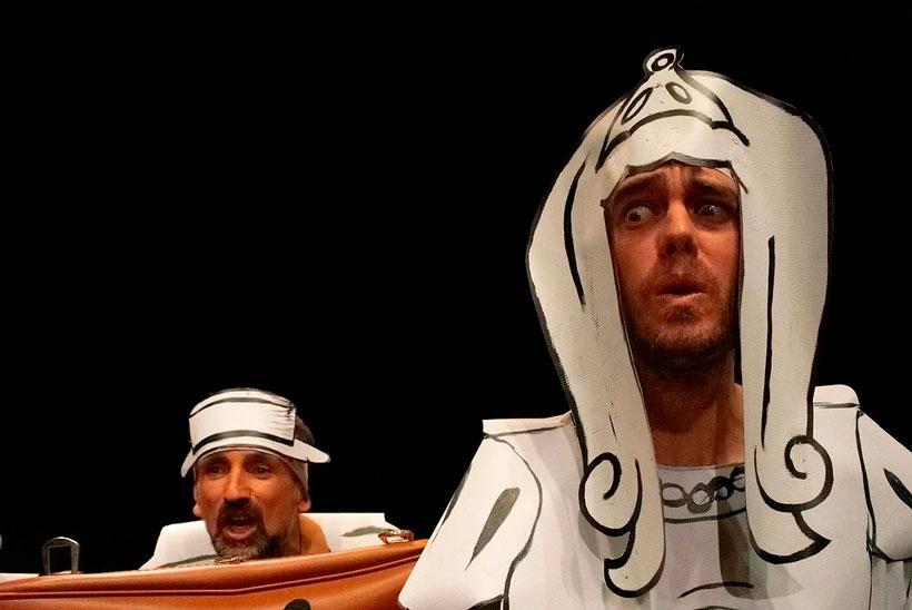 """""""A la lima y al limón"""", teatro para la igualdad en Teatrea"""