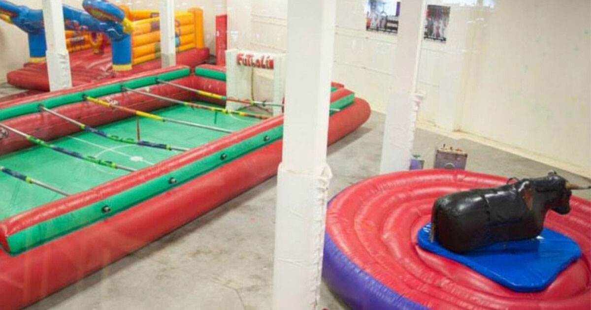Paintball Ocio Rioja: 2.700 metros cuadrados para una fiesta segura