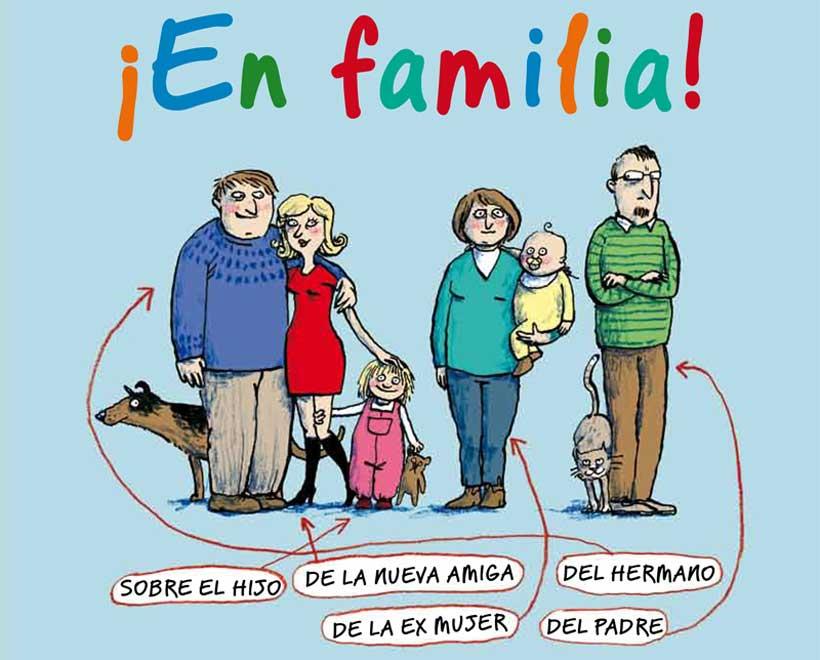 Taller para visibilizar y revalorizar todos los tipos de familias