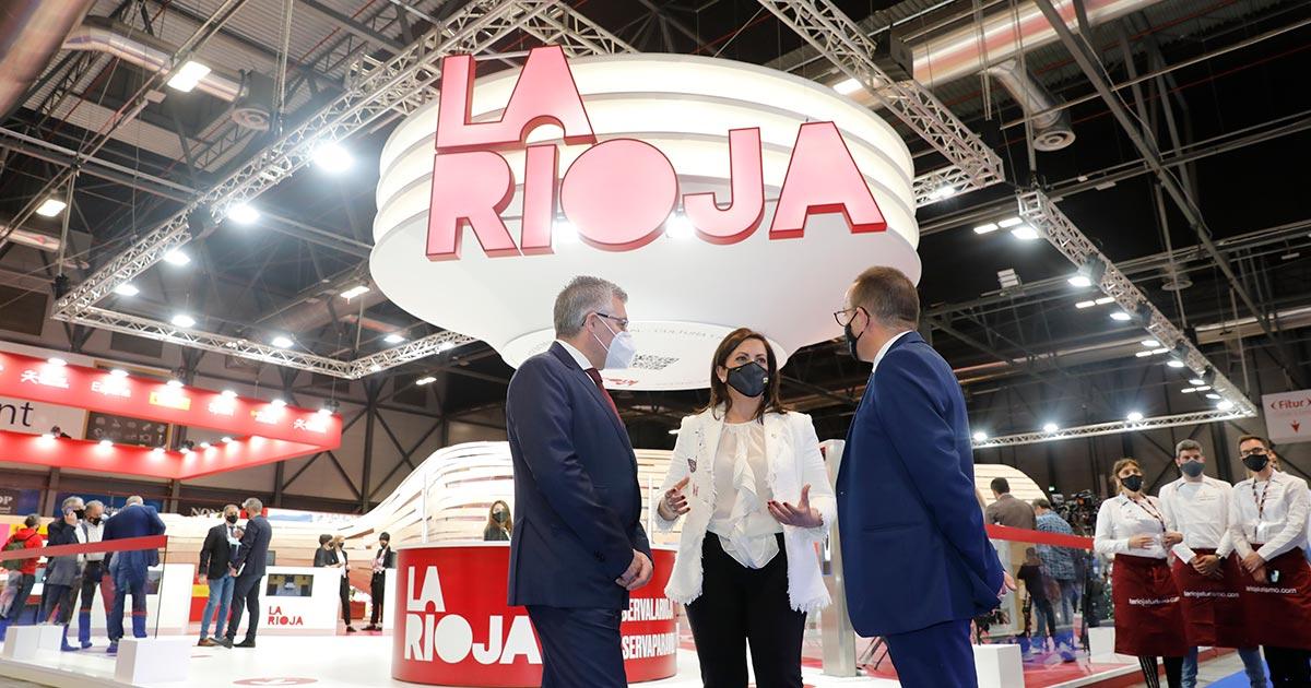 La Rioja presenta en FITUR su oferta turística segura