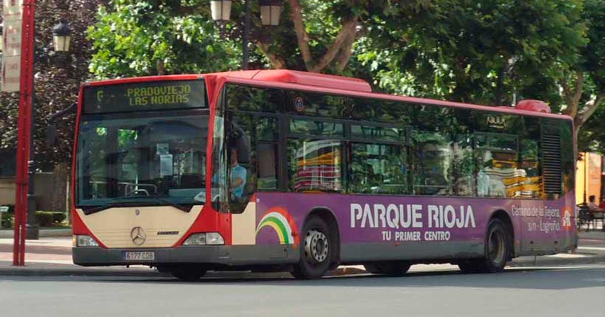 Nuevos horarios de los autobuses urbanos de Logroño
