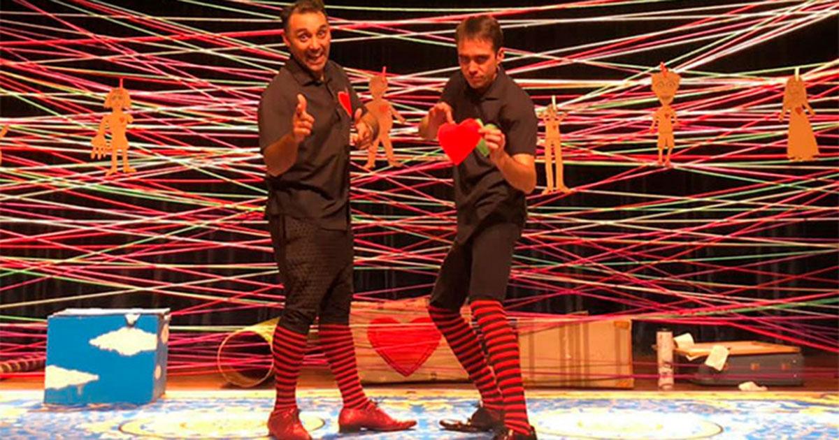 Este domingo, Xperience te invita al teatro con la obra 'Juan y Max'