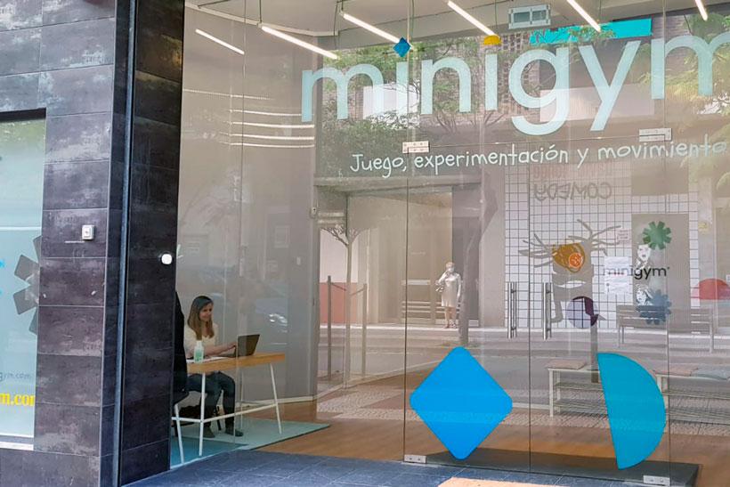 Minigym-movimiento