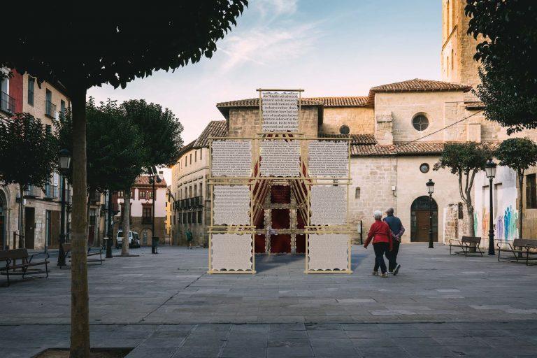 Cabaña de San Bartolomé Paradigma Ariadné Plaza San Bartolomé
