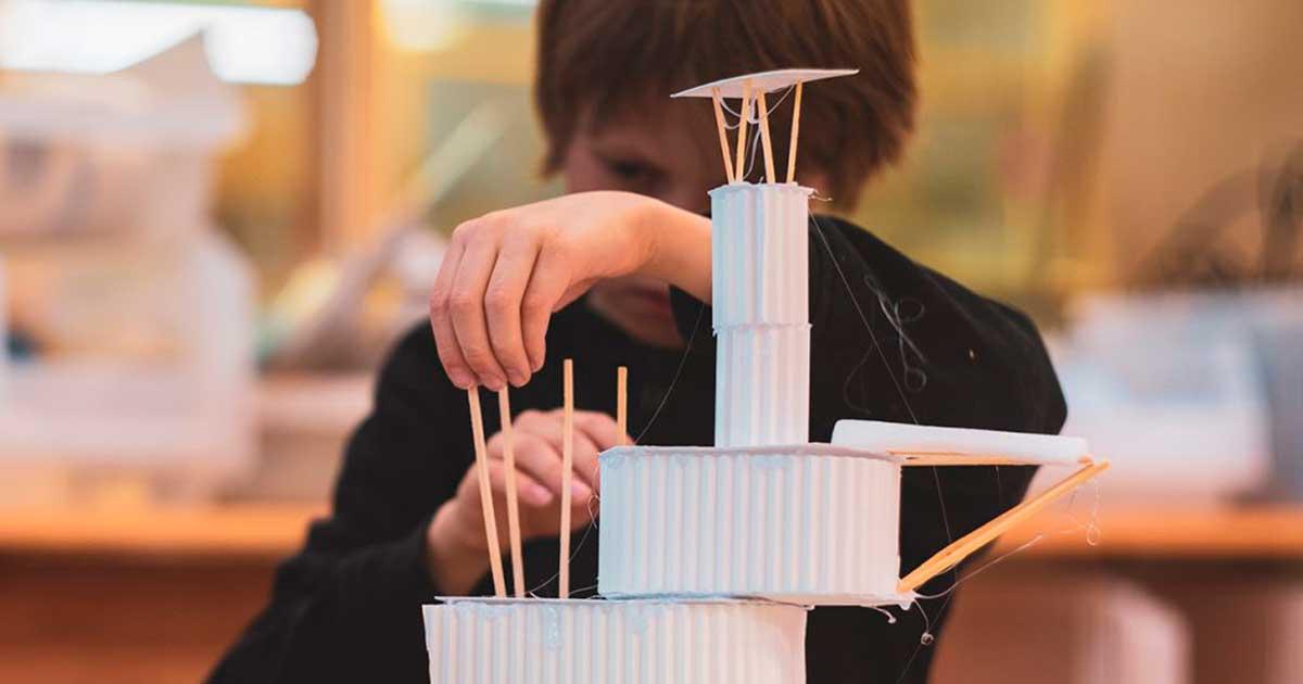 """Talleres de """"arquitectura dulce"""" finlandesa en el Museo Würth La Rioja"""