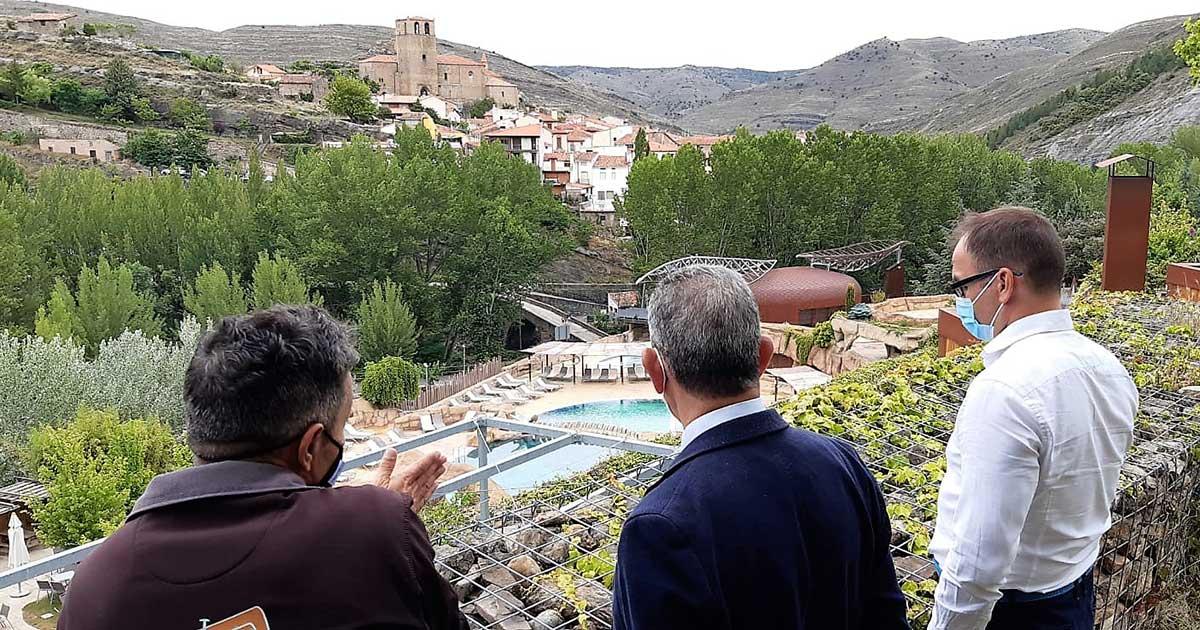El Gobierno de La Rioja invierte más de 62.000 euros en mejorar El Barranco Perdido