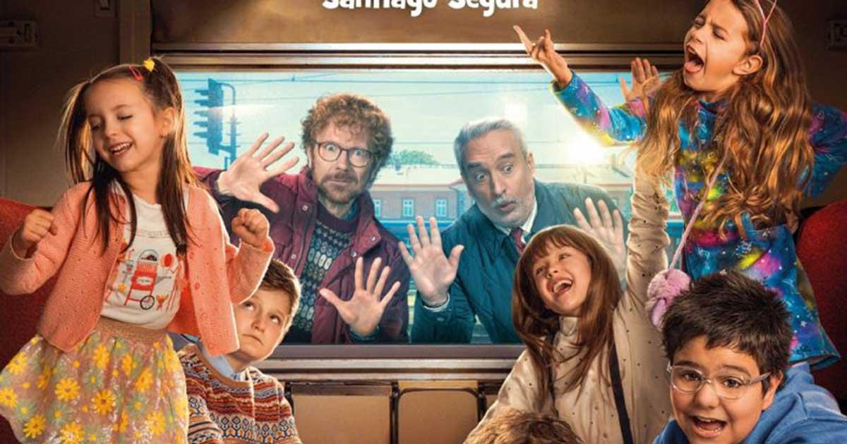 Estreno: 'A todo tren, destino Asturias' desde este jueves en los cines