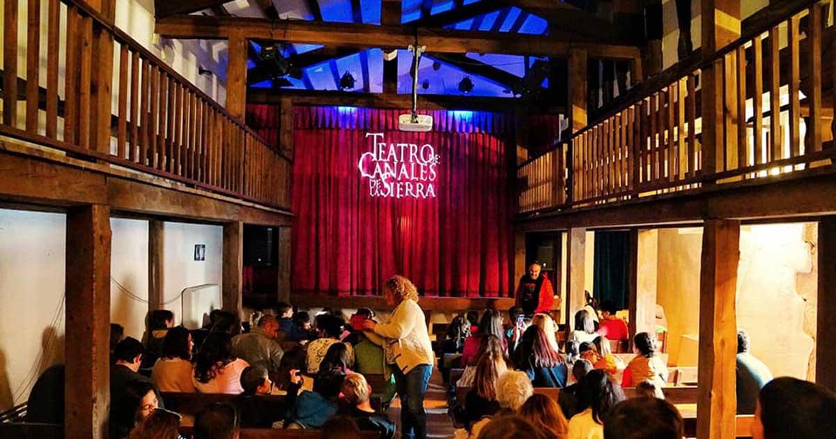 El teatro más antiguo de La Rioja sube el telón en agosto