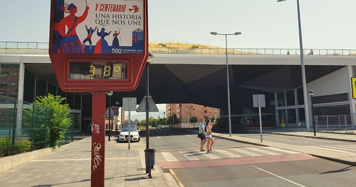 Ola de calor en La Rioja: aviso Naranja por temperaturas de hasta 41º