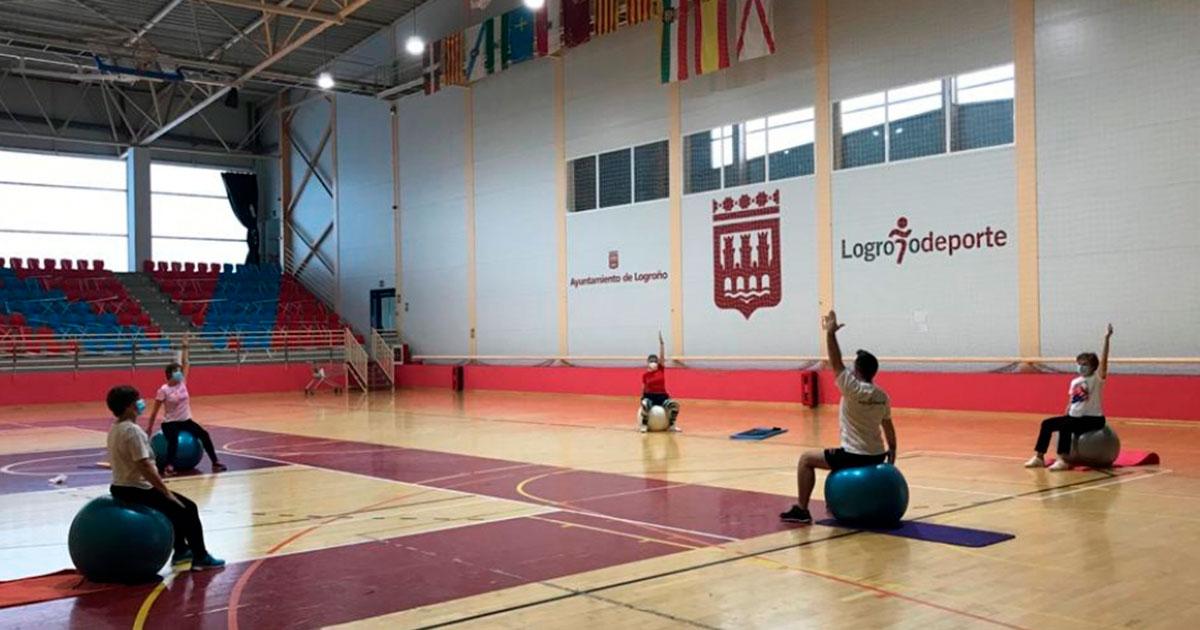 Las últimas tendencias se incorporan al menú de Logroño Deporte para el nuevo curso