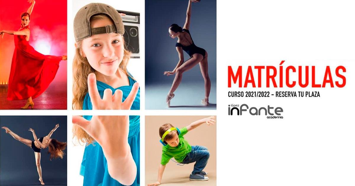 Academia López Infante abre matrículas para el nuevo curso ¿bailas?