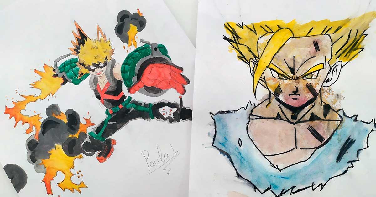 escuela de Manga en Arte a la Carta