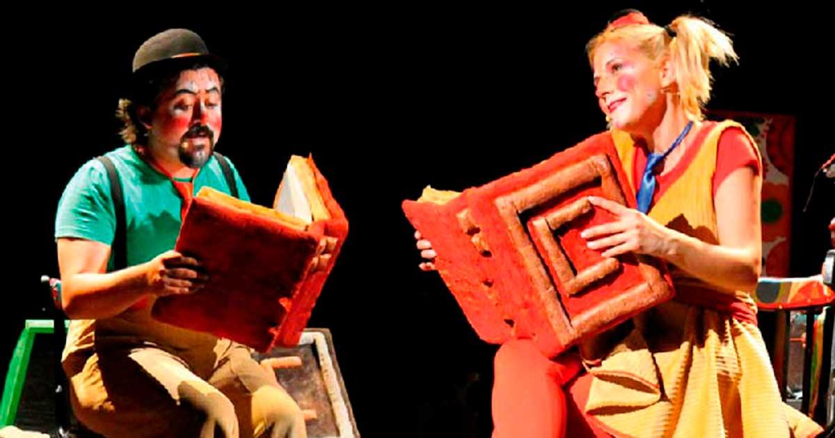 Espectáculo infantil con marionetas, magia y canciones en la Sala Negra