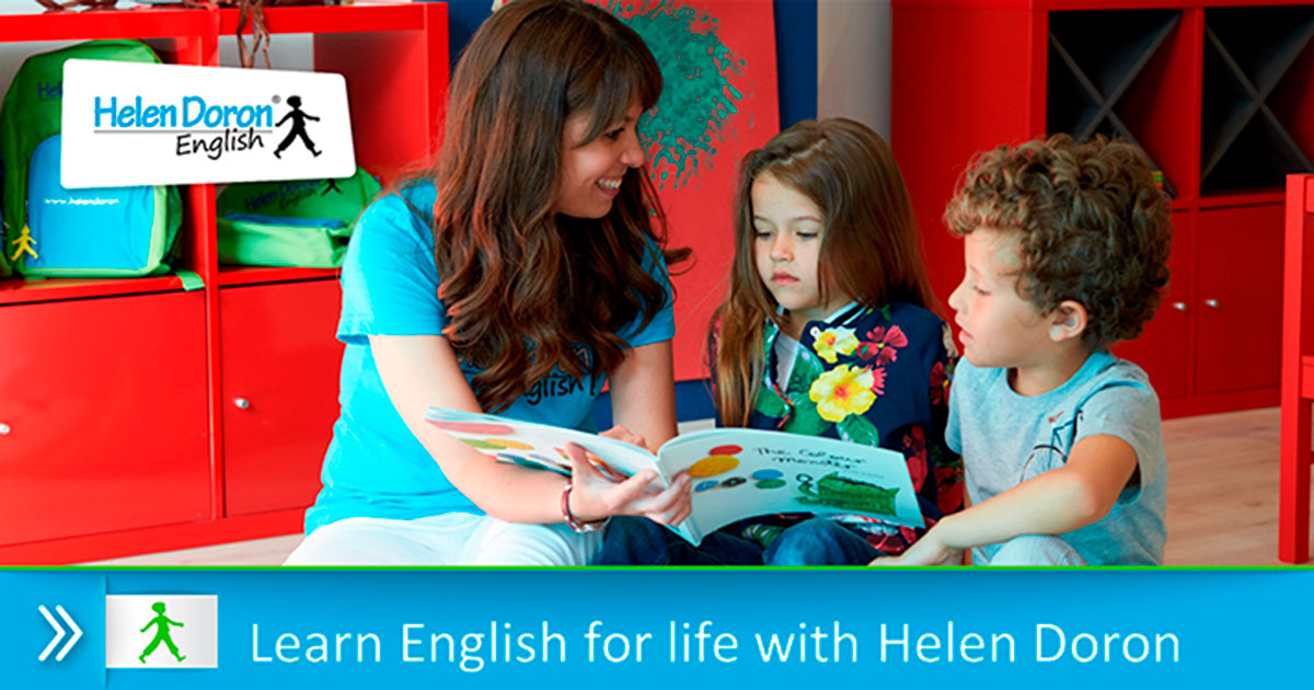 Helen Doron English líderes mundiales en la educación en inglés para bebés, niños y jóvenes