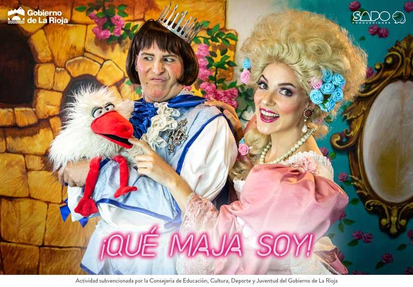 Que-Maja-Soy