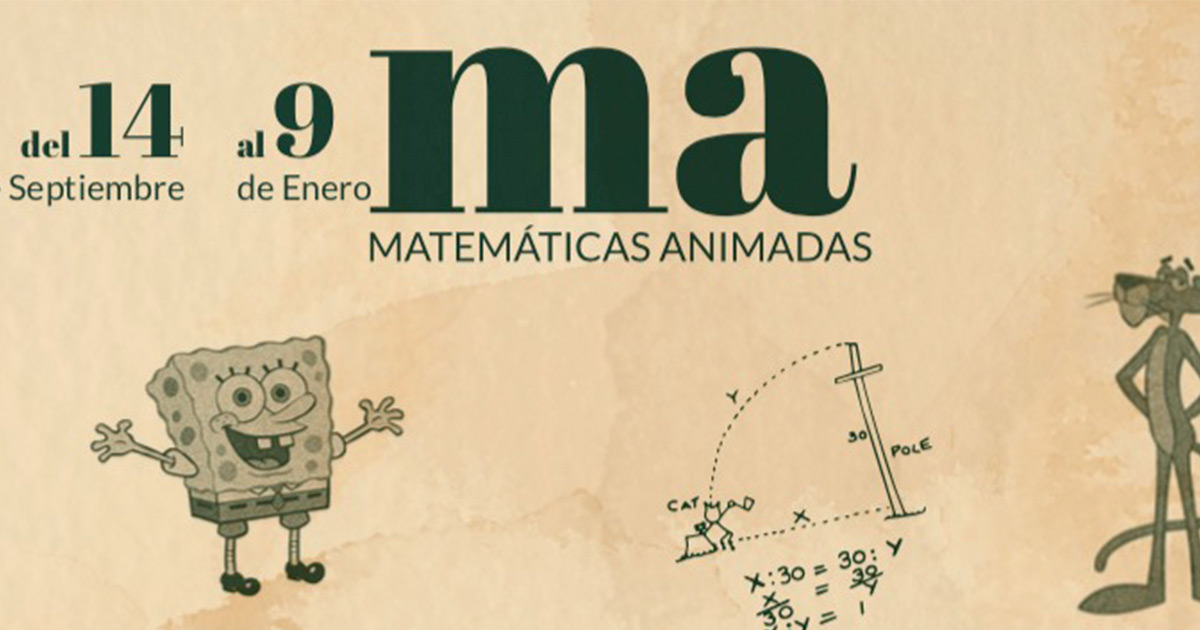 Una exposición para reconciliarse con las matemáticas