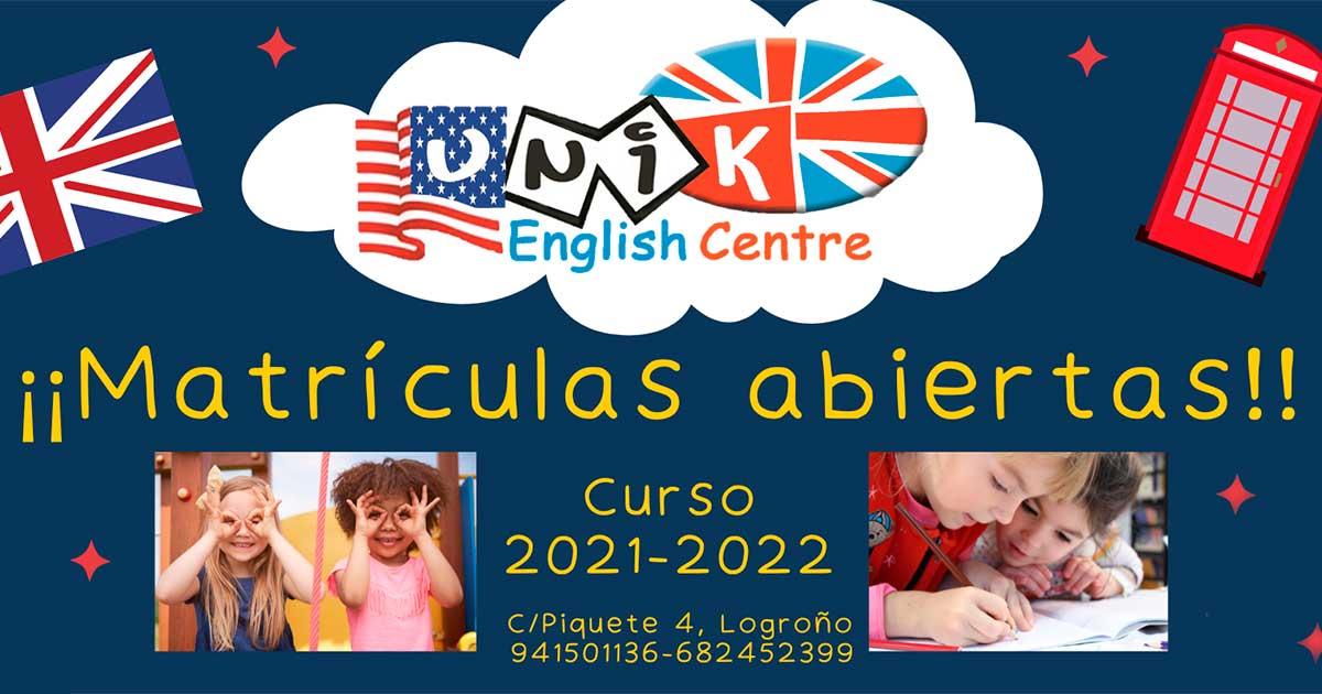 Aprende inglés con la Metodología Oxford en UNIK English Centre