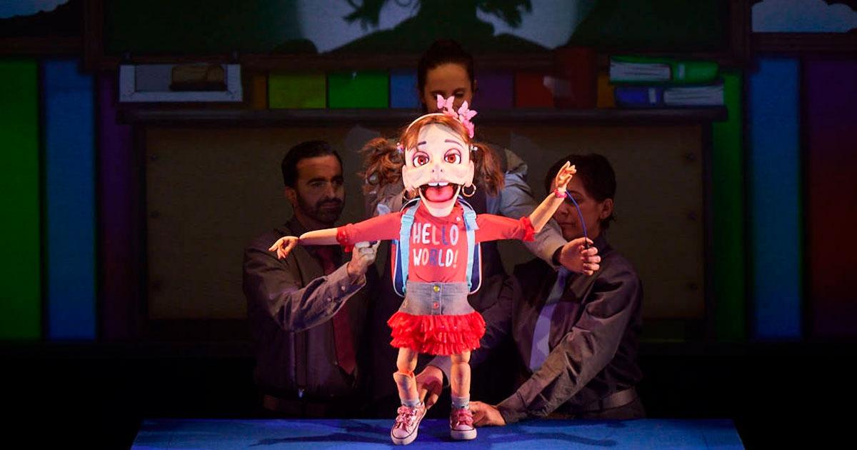 'Cris, pequeña valiente', teatro para visibilizar a la infancia transexual