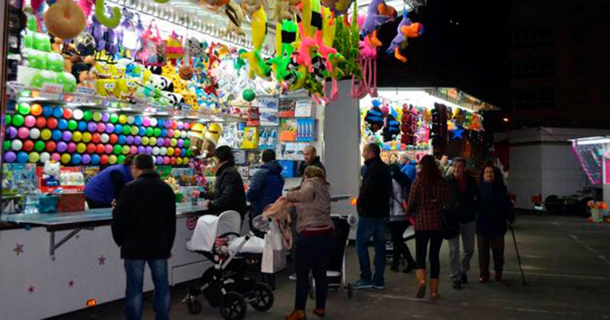 Feria Park Era Alta de Calahorra será gratuito hoy para menores con discapacidad