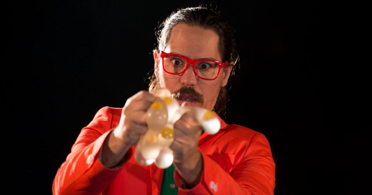 La ilusión crece en Logroño: nuevo festival de magia 'Logic Fest'