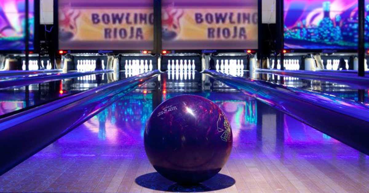 Concurso de disfraces Halloween en Bowling Rioja