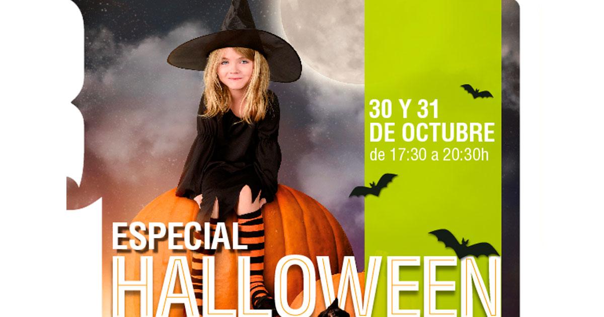 Tu disfraz de Halloween tiene premio en el Centro Comercial Berceo