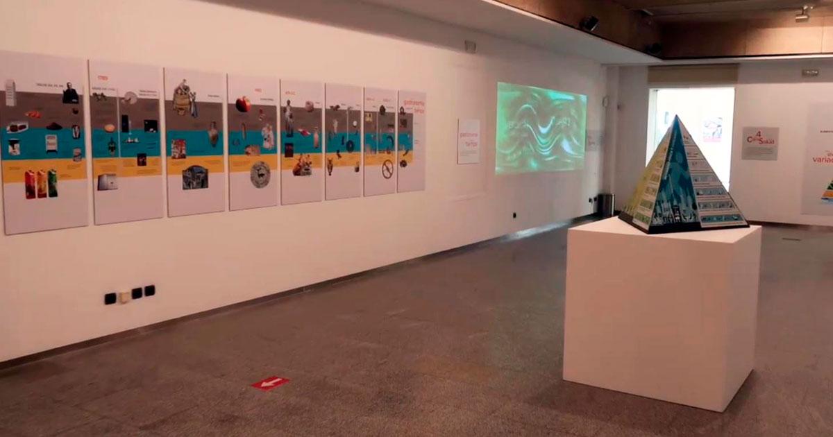 La Casa de las Ciencias inaugura la exposición 'Nutrición, impulso vital'