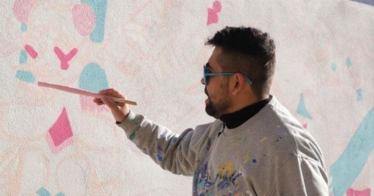Festival Abocajarro, arte mural en las calles de Haro