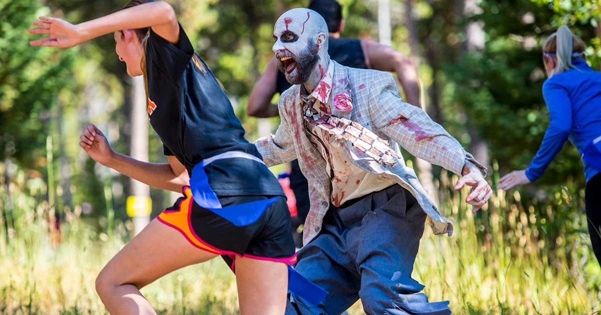 Apocalipsis zombie en Campo Activo