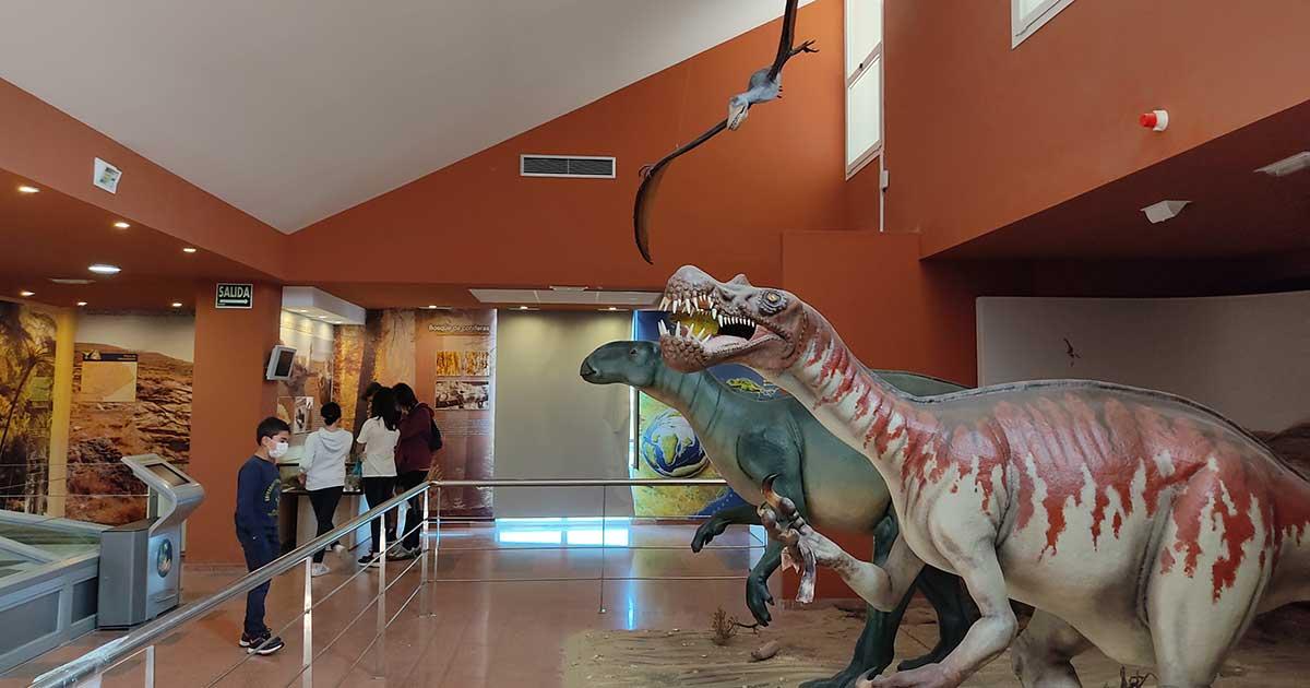 Igea: el pueblo riojano que rinde homenaje a los dinosaurios