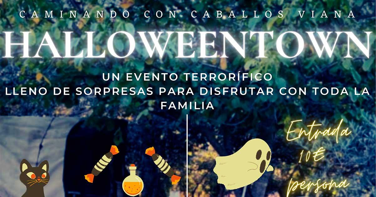 Talleres de Halloween en Viana