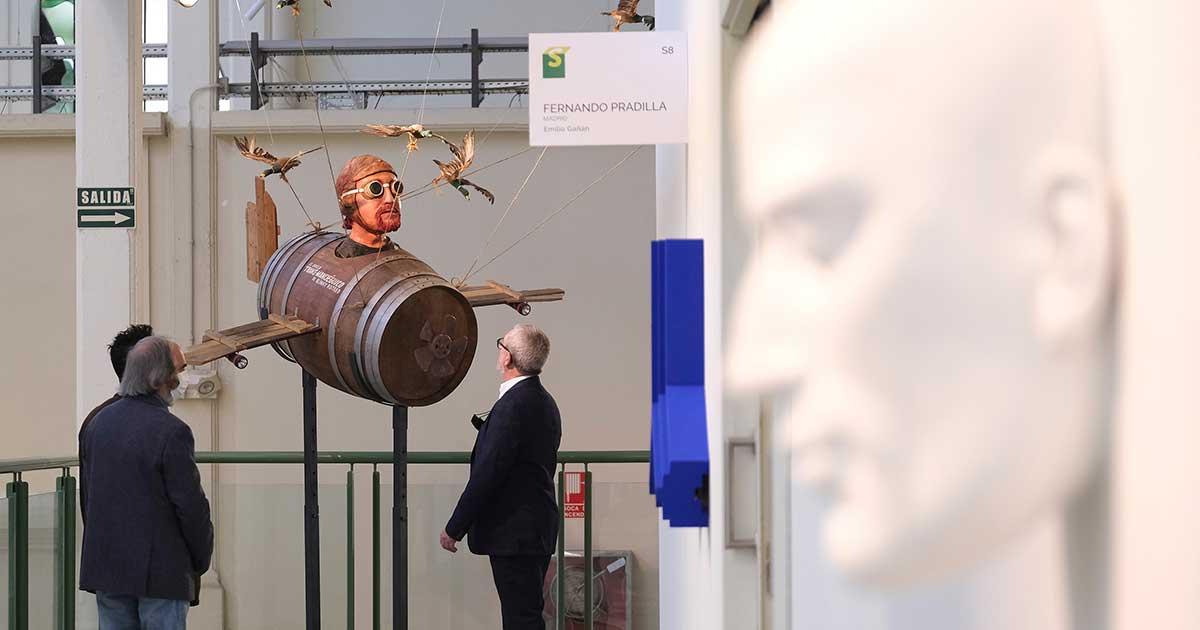 Sculto recupera el brillo de la escultura contemporánea