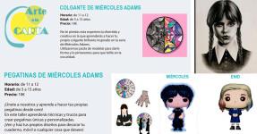 """Da rienda suelta a la creatividad con los talleres de """"Arte a la Carta"""""""